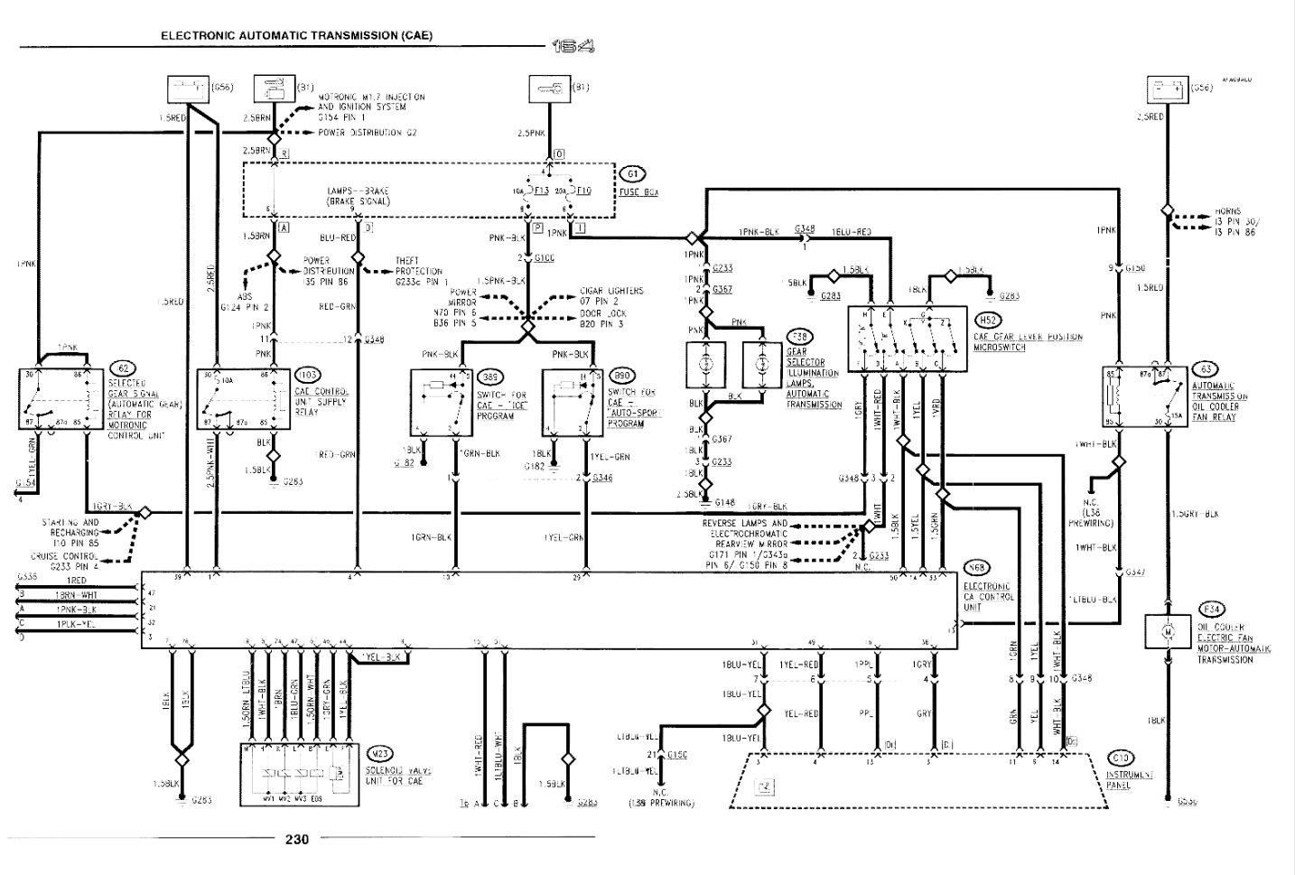 obd2 wiring schematic gm