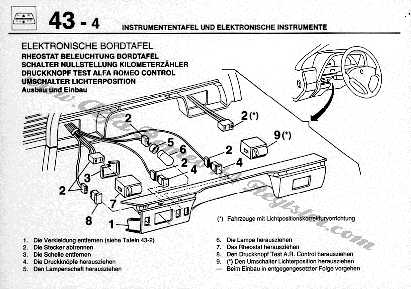 lwr02b anatomy of lwr (electronic headlight length adjustment) alfa BMW E46 Wiring Diagrams at crackthecode.co