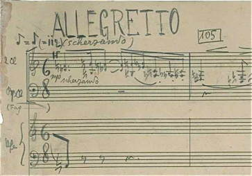 Alban Berg Violinkonzert