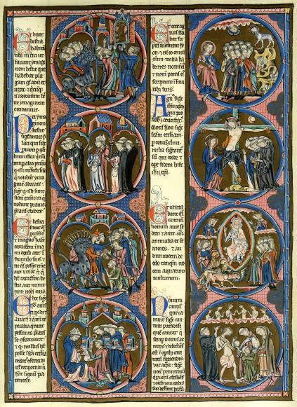 Bible of San Luis, 2