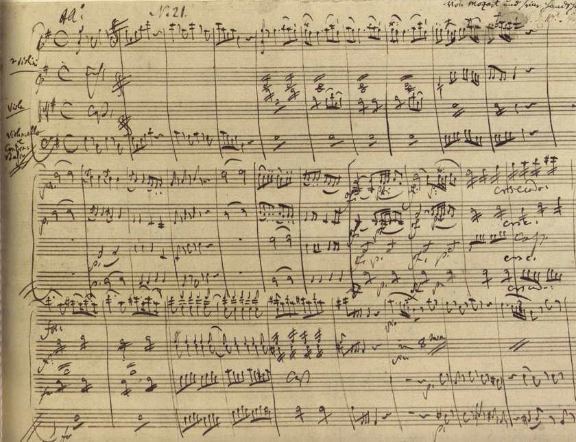 eine kleine nachtmusik piano pdf