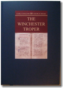 the winchester troper facsimile edition and introduction